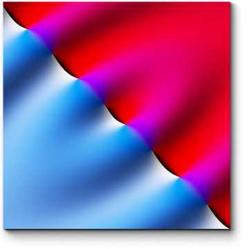 Модульная картина Спектр 4