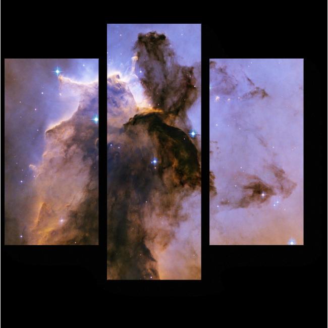 Модульная картина Туманность Орла