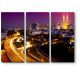 Сияние ночного Куала-Лумпур
