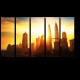 Куала-Лумпур встречает рассвет