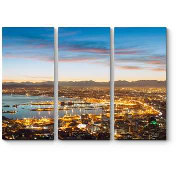 Сказочная панорама Кейптауна
