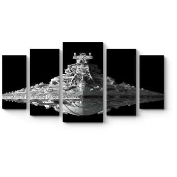 Модульная картина Империя готовит ответный удар