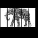 Цветущий слон