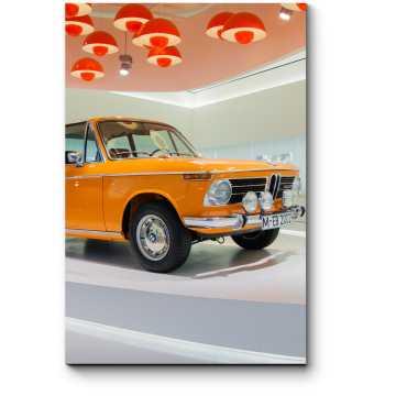 Модульная картина BMW Т1 2002 года в Музее