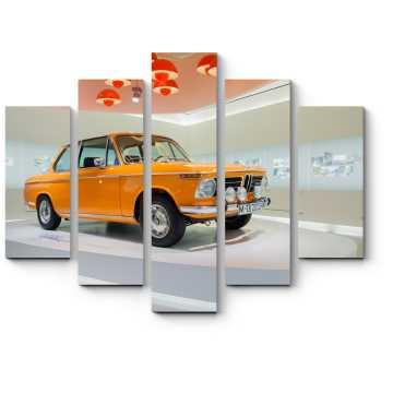 BMW Т1 2002 года в Музее