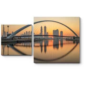 Панорама Дубая