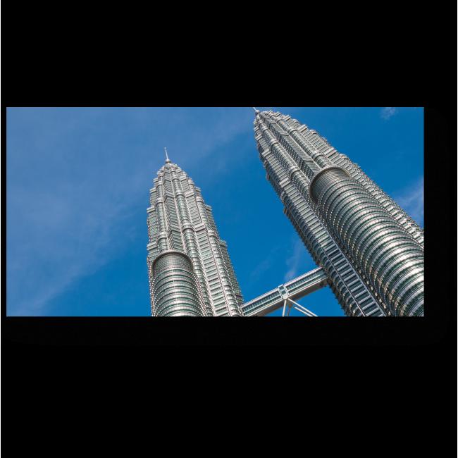 Модульная картина Башни Петронас, Куала-Лумпур
