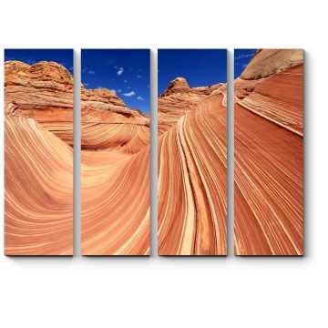 Скалы Вермилион, США