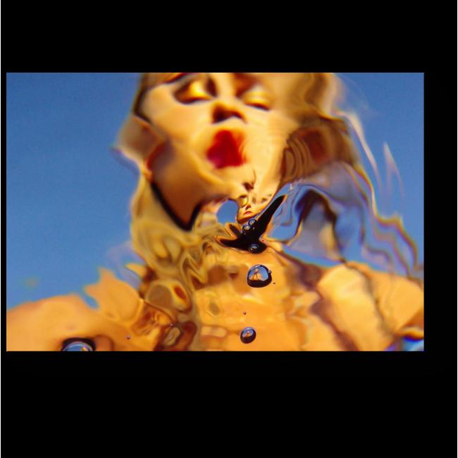 Модульная картина Отражение