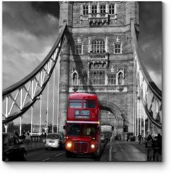Типичный Лондон