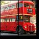 Красный символ Лондона