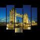 Мост через ночь, Лондон