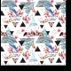 Птицы, цветы и треугольники