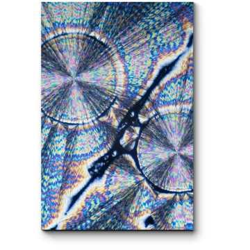 Кристаллы под микро