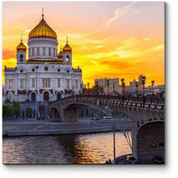 Великолепие храмов Москвы