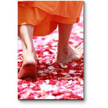 Ноги монаха