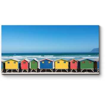 Модульная картина Летний Кейптаун