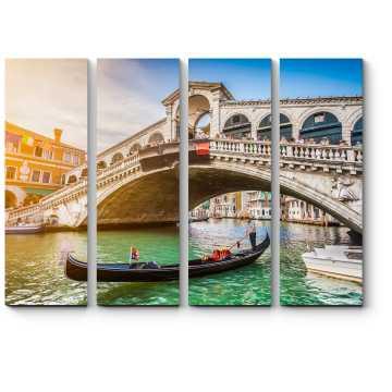 Модульная картина Классическая Венеция