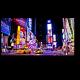 Неоновые огни Нью-Йорка