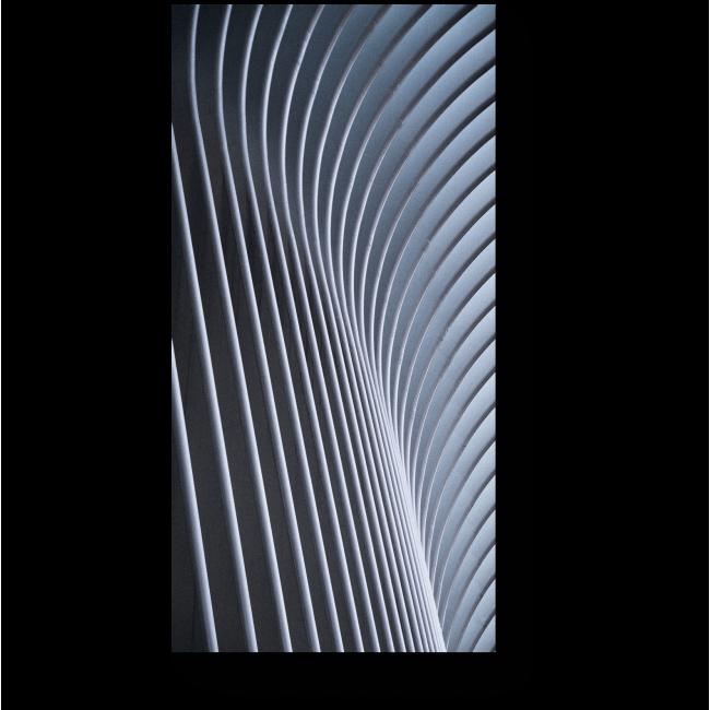 Модульная картина Серые переливы