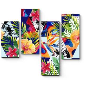 Цветущие тропики