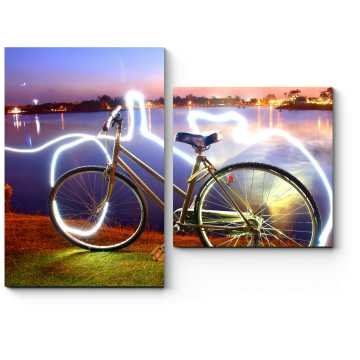 Энергетическая мощь велосипеда