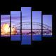 Сумерки спускаются на Сидней