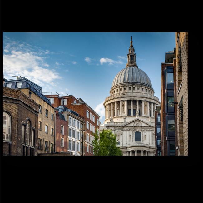 Модульная картина Собор Святого Павла, Лондон