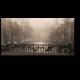 Великолепный Амстердам туманным полднем