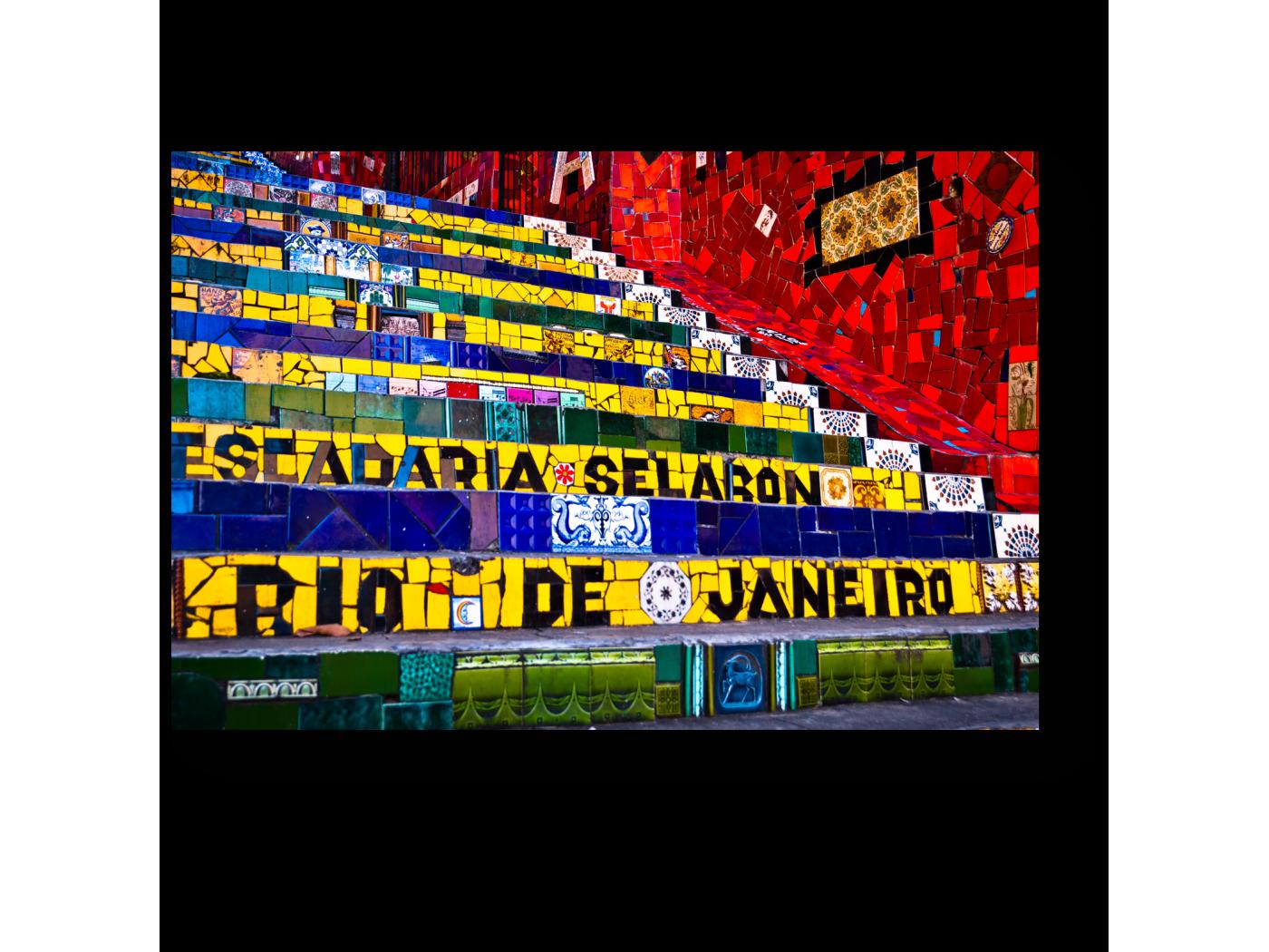 Модульная картина Яркие краски Рио (30x20) фото