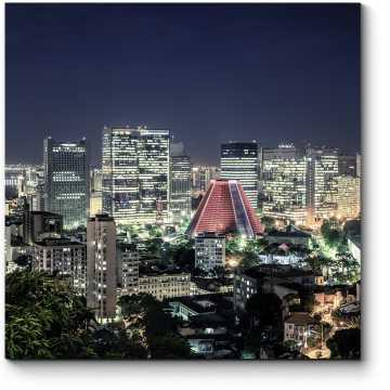 Ночные огни Рио
