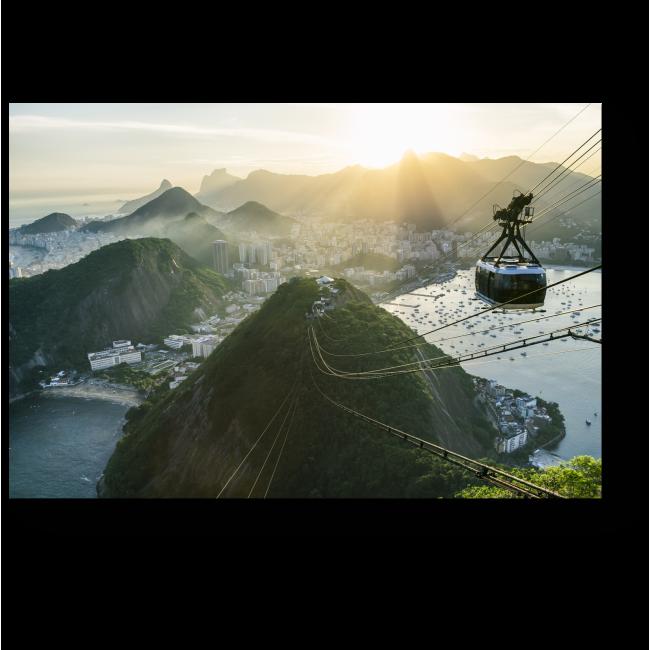 Модульная картина Бразильские развлечения