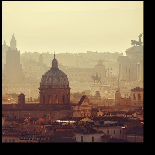 Модульная картина Римское великолепие