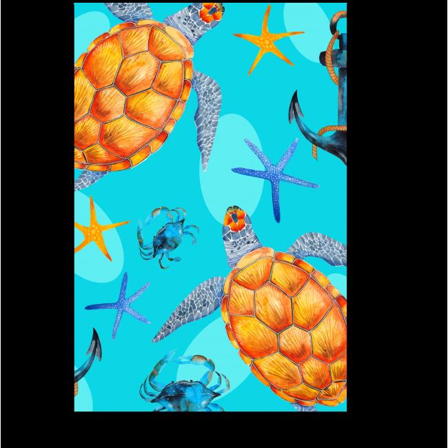 Модульная картина Морская вечеринка