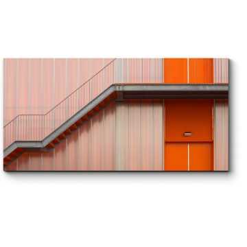 Лестница на здании