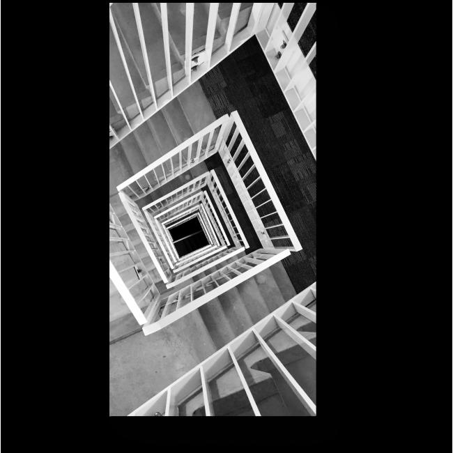 Модульная картина Вид сверху