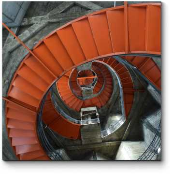 Лестница в соборе Базилики