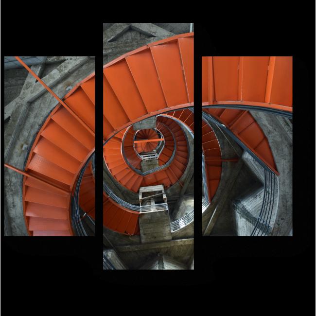 Модульная картина Лестница в соборе Базилики