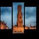Старый замок с башней
