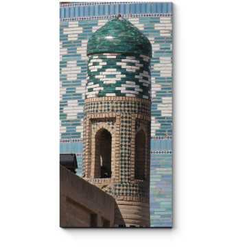 Мозаика на башнях