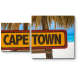 Знак города Кейптаун