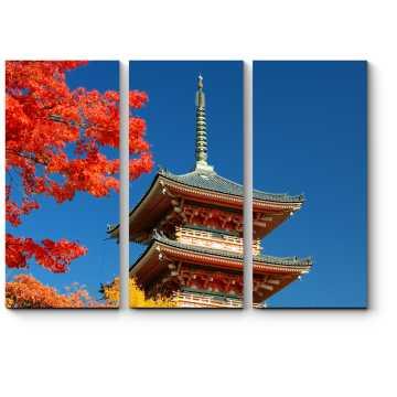 Осень в японском стиле