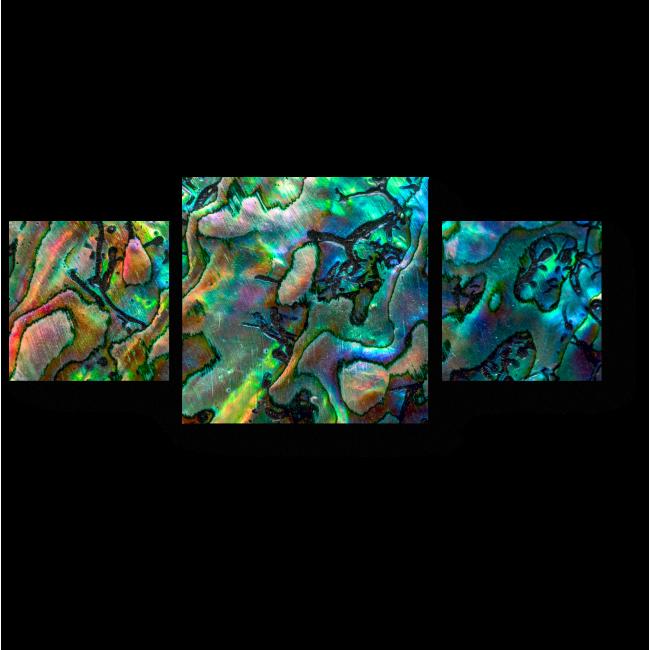 Модульная картина Жемчужное сияние