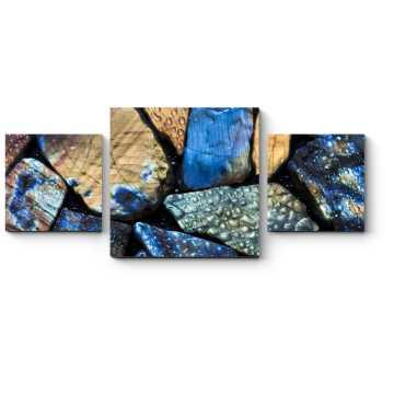 Модульная картина Капли воды