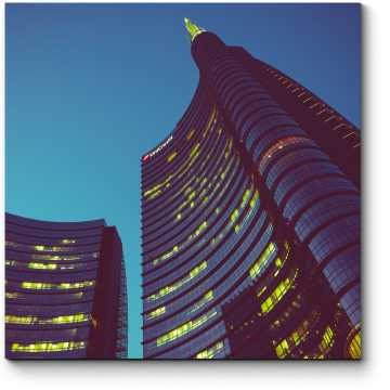 Деловое сердце Милана