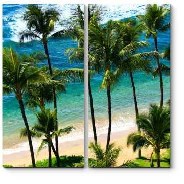 Тропический рай на земле