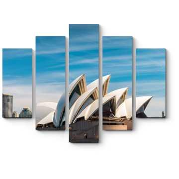 Модульная картина Опера Сиднея