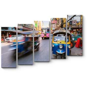 Невероятно динамичный Бангкок