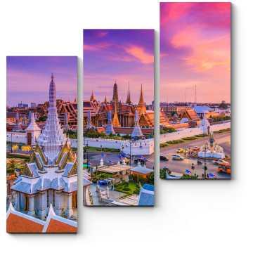 Сердце Бангкока бьется здесь