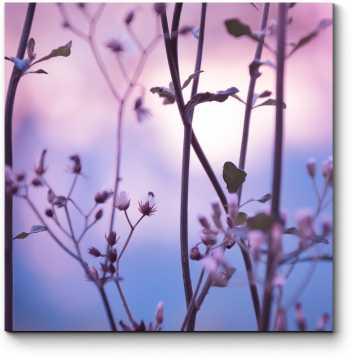 Модульная картина Изящная красота весны